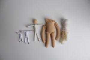 Puppen Versuche