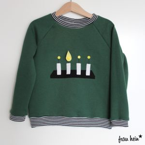 frau hein: Advent, Advent... (Lotte&Ludwig Basic Pulli)