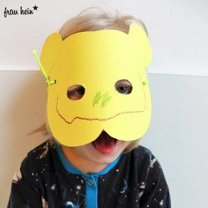 frau hein: Tiermasken (Plotdatei von Frau Scheiner)
