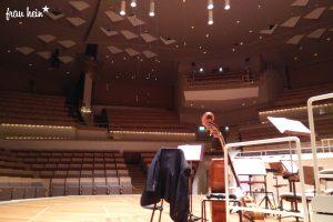 frau hein: Kleiner Philharmonie Elefant (Appli: von Lange Hand; Schnittmuster: Lotte&Ludwig)